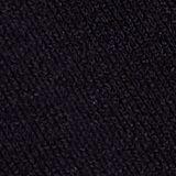 Jerseyrock mit Volantsaum, BLACK, swatch