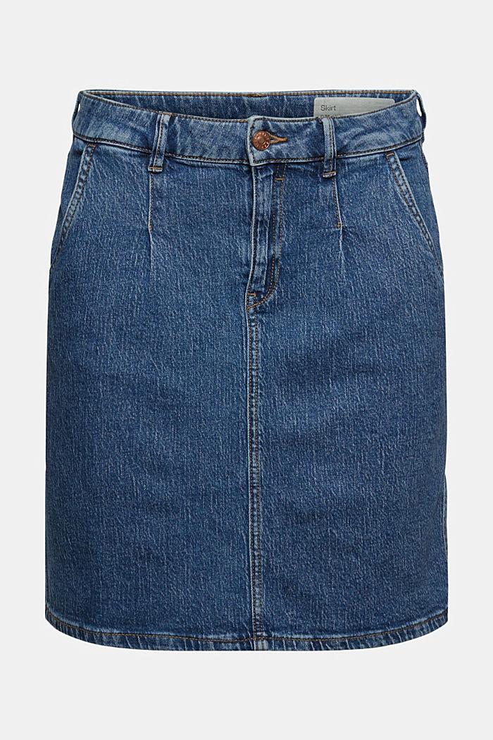 Jeansrock aus Organic Cotton