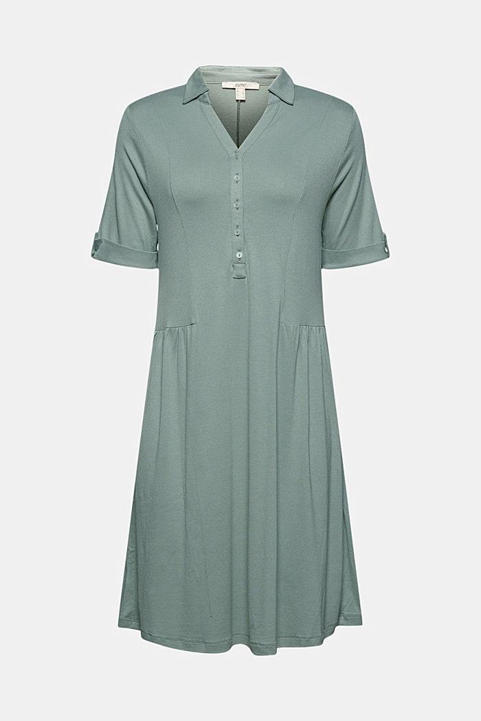 Jersey jurk van LENZING™ ECOVERO™