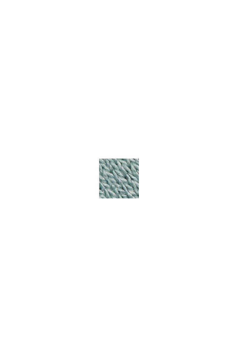 Jersey-Kleid aus LENZING™ ECOVERO™, LIGHT AQUA GREEN, swatch