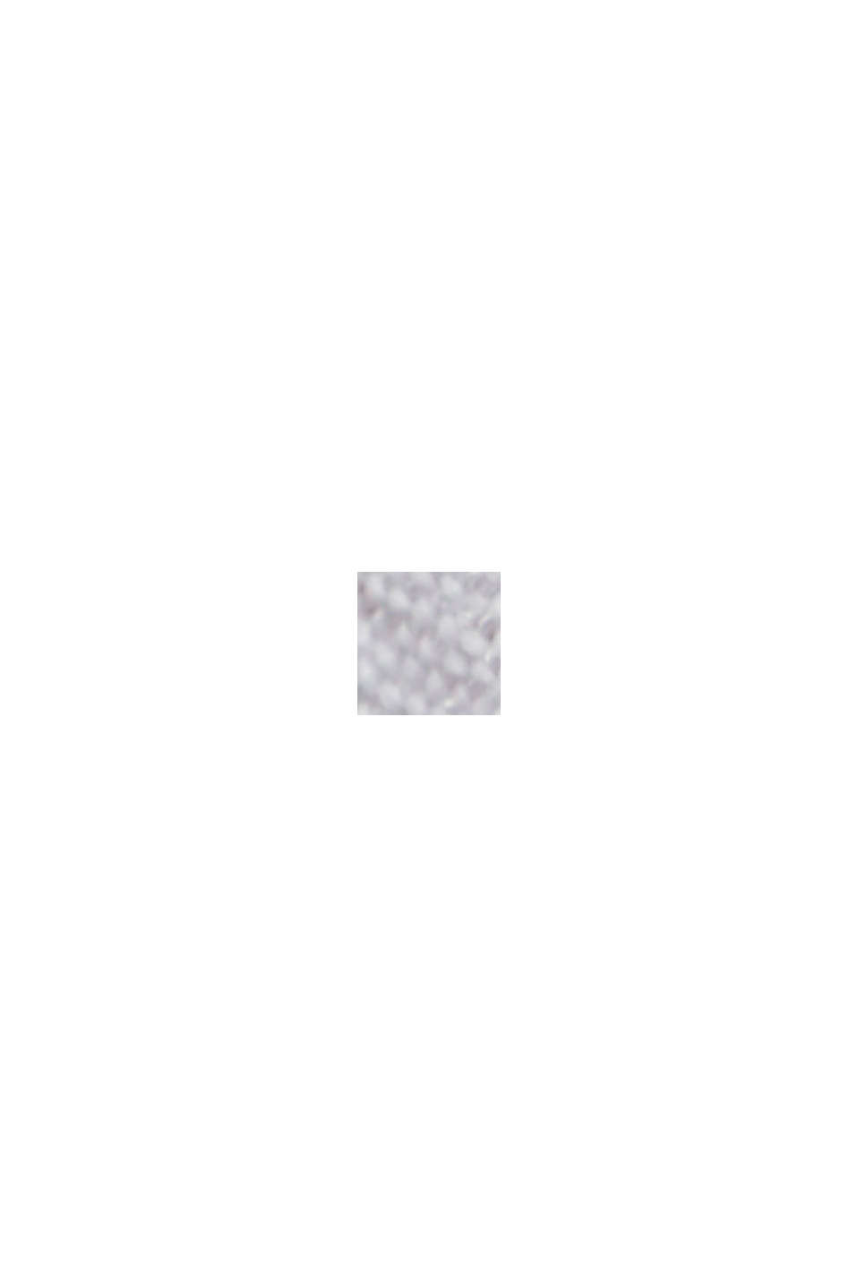 Blusa con textura fina, WHITE, swatch