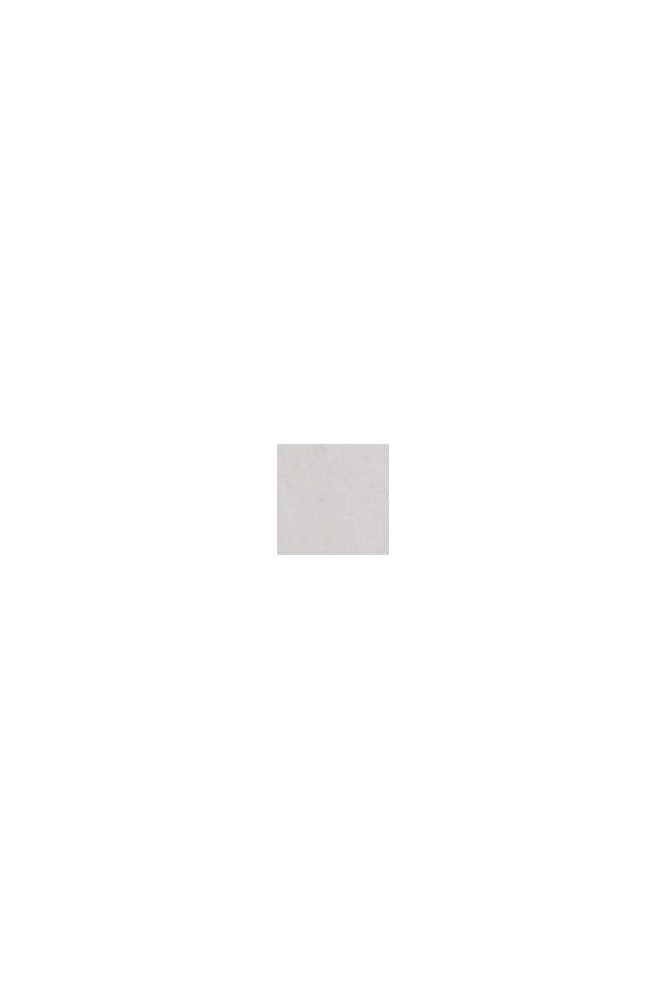 Blustopp med tryck, 100% ekologisk bomull, OFF WHITE, swatch