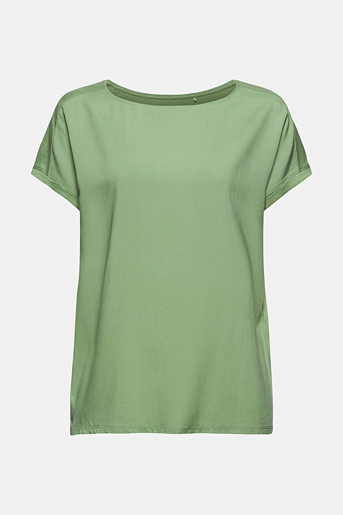 T-Shirt mit Organic Cotton/TENCEL™