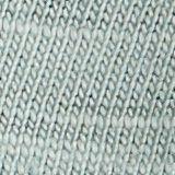 CURVY print T-shirt, 100% organic cotton, TURQUOISE, swatch