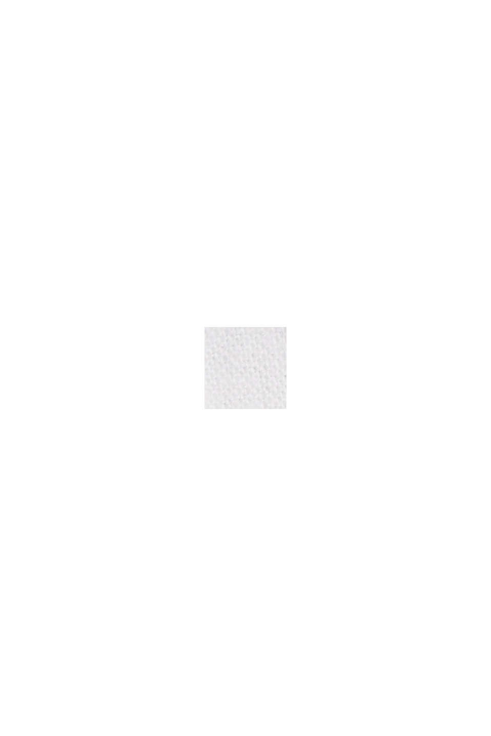 Linnenmix: luchtige chino, WHITE, swatch