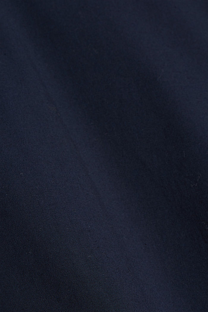 Cargo trousers in organic cotton, NAVY, detail image number 4