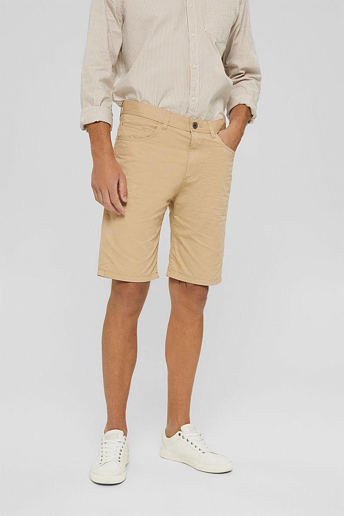 Short 100% coton biologique