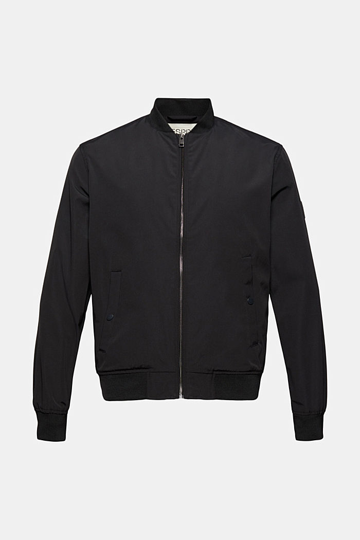 Recycled: bomber jacket