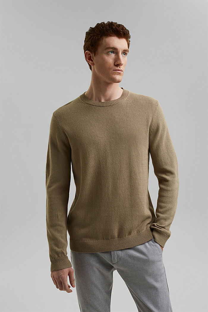 Leinen/Organic Cotton:, BEIGE, detail image number 0