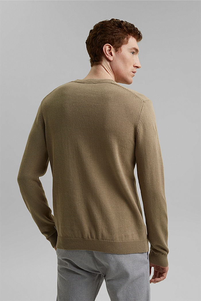 Leinen/Organic Cotton:, BEIGE, detail image number 3