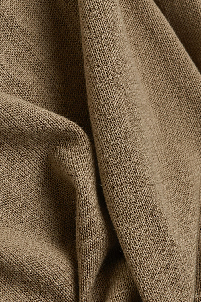 Leinen/Organic Cotton:, BEIGE, detail image number 4