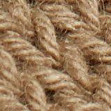 Aus Leinen-Mix: Pullover mit Organic Cotton, BEIGE, swatch