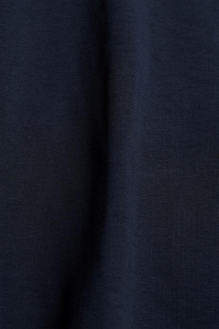 #ReimagineFlexibility: Overshirt, Organic Cotton, NAVY, detail image number 5