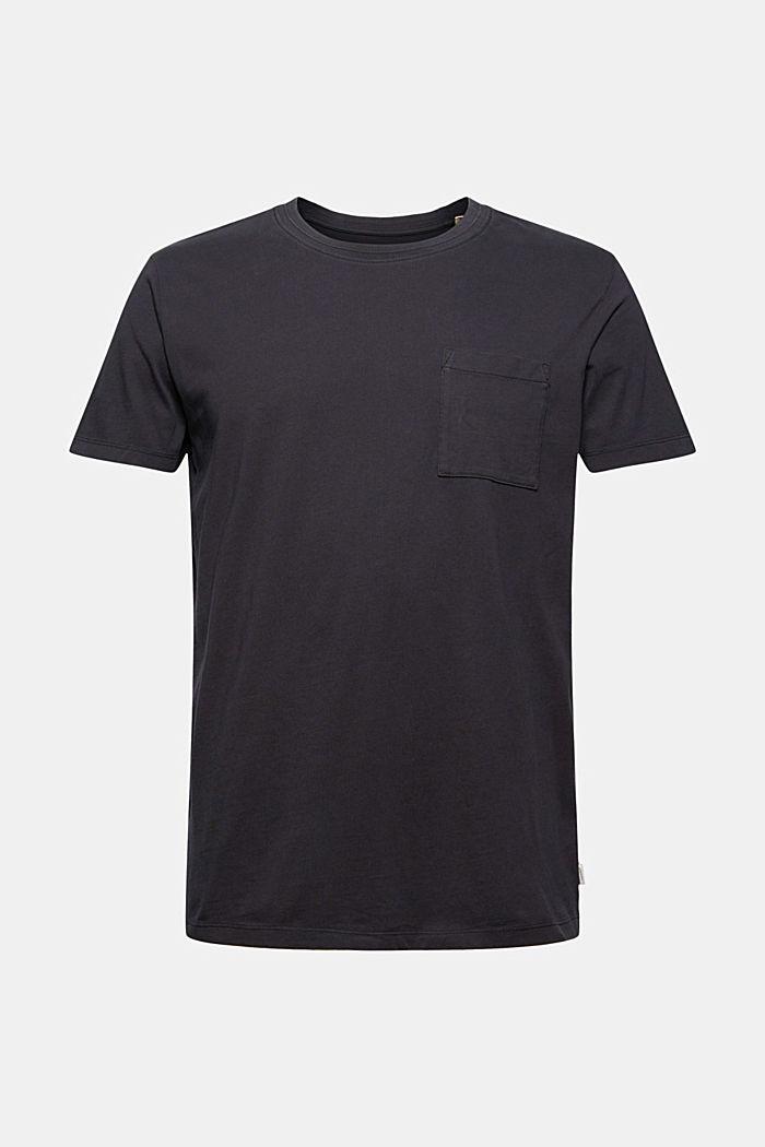 Jersey-T-Shirt aus 100% Bio-Baumwolle