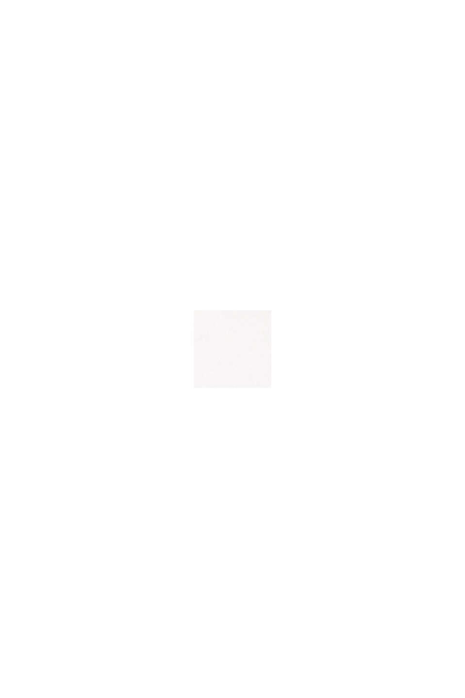 Shirt met print van biologisch katoen, OFF WHITE, swatch