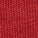 Organic cotton print T-shirt, BERRY RED, swatch
