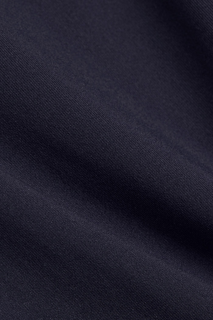 Recycled: high-performance leggings with an E-DRY finish, NAVY, detail image number 4
