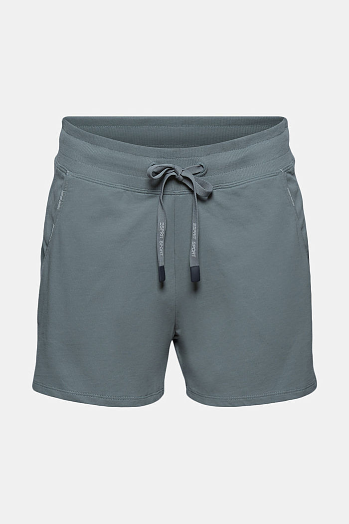 Sweat-Shorts mit Organic Cotton