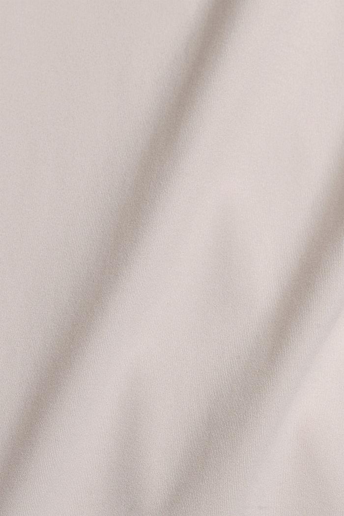 Gerecycled: tanktop met lasercut en E-DRY, PEACH, detail image number 4