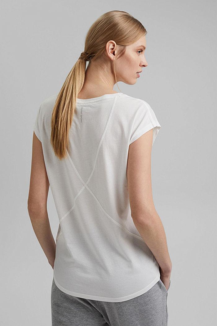 TENCEL™/misto modal: maglia con cotone biologico, OFF WHITE, detail image number 2