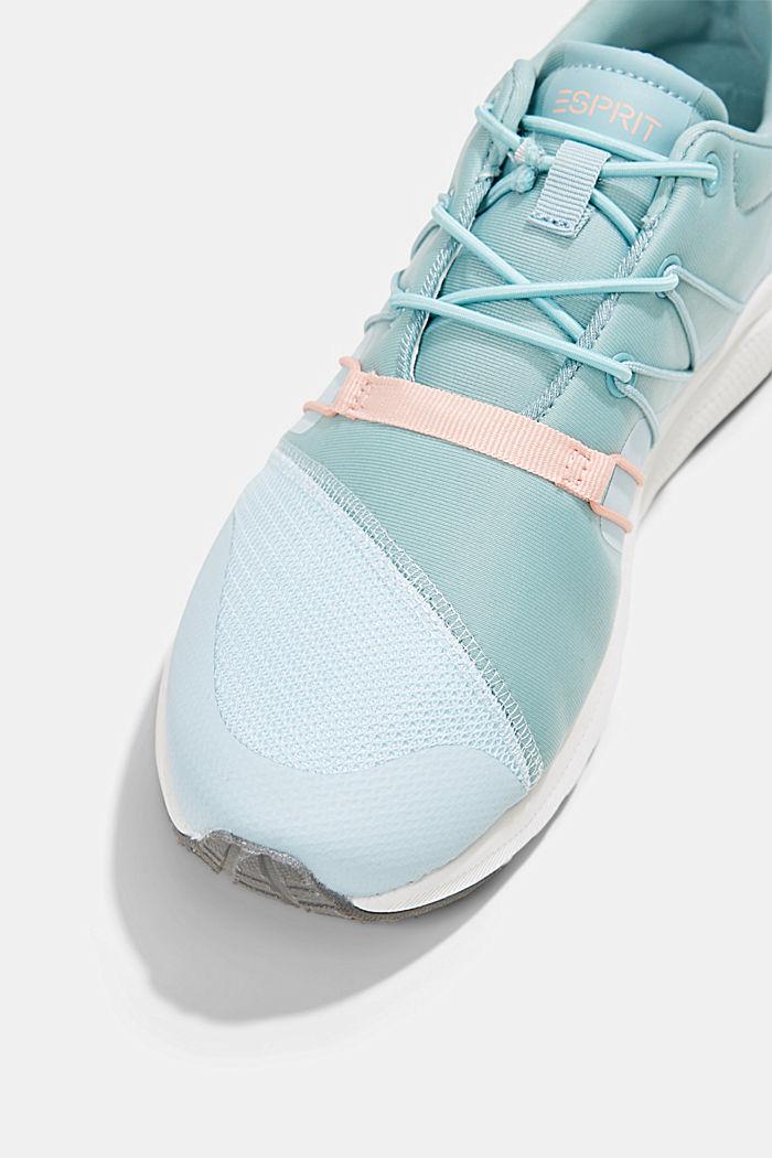 Casual Shoes textile, LIGHT BLUE, detail image number 4