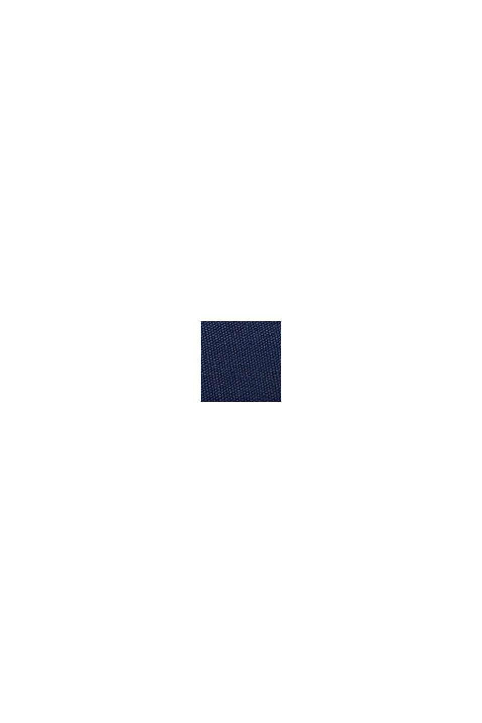 Sneakers en toile, 100% coton, DARK BLUE, swatch
