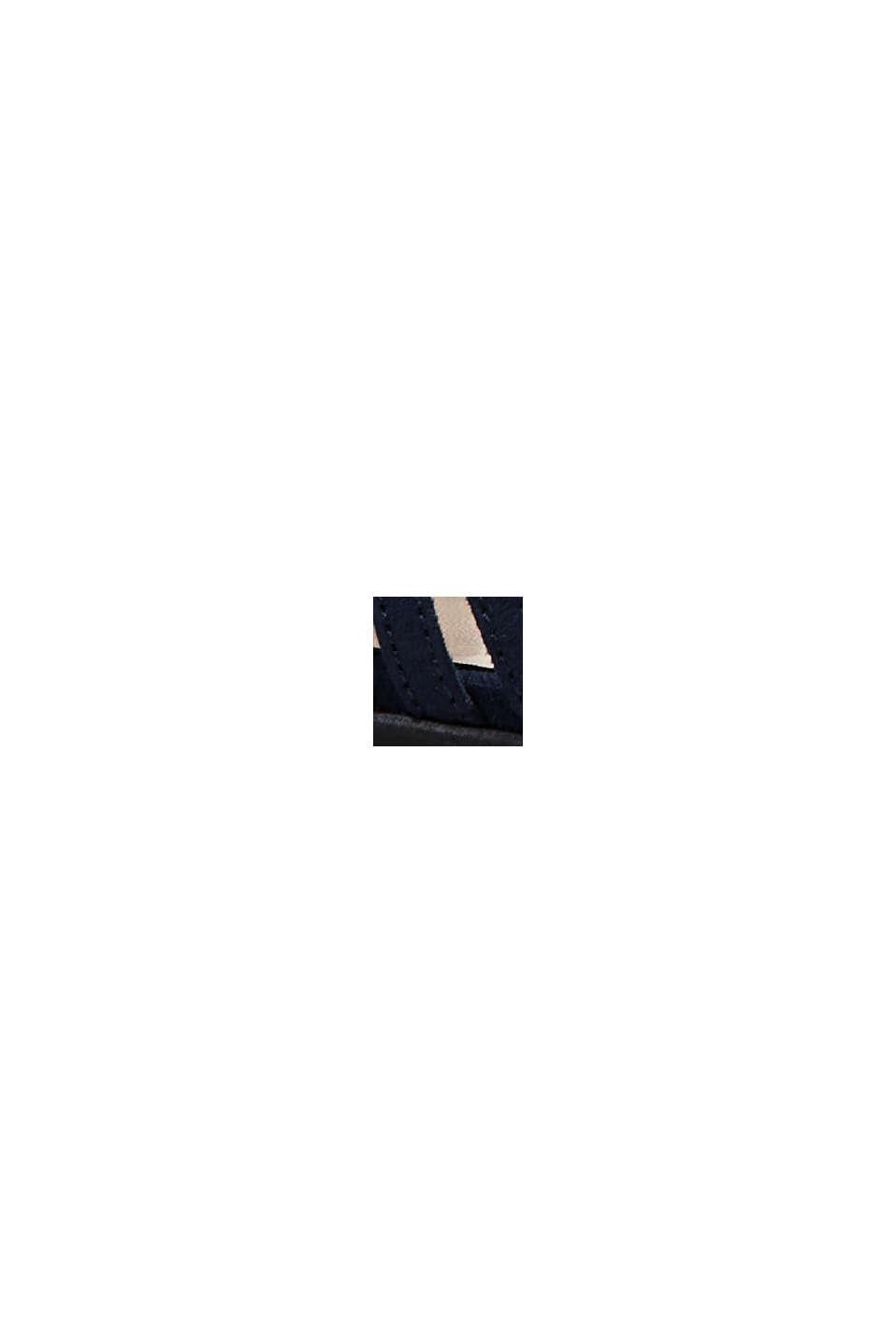 Sandalias de tiras con tacón ancho, NAVY, swatch