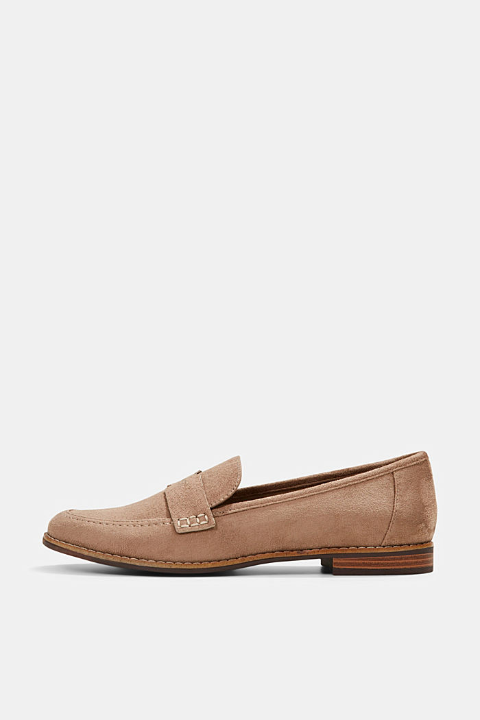 Loafer aus Velours