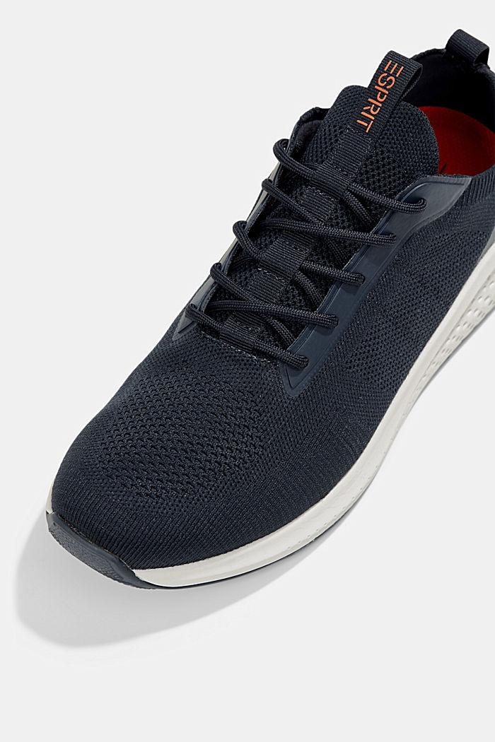 Lichte sneakers, DARK BLUE, detail image number 4