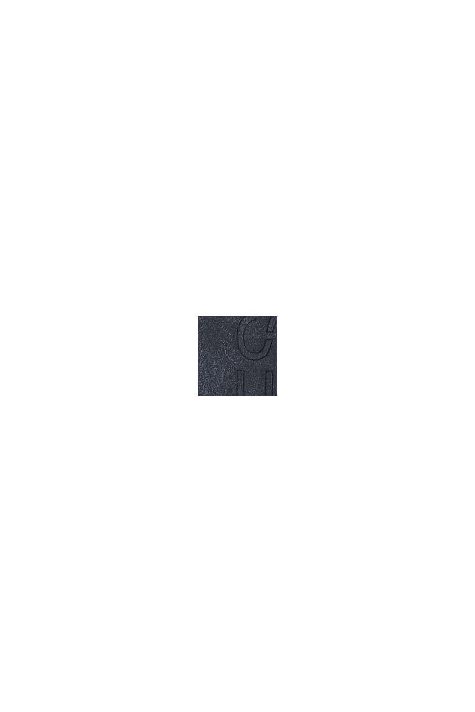 Infradito in materiale misto, DARK BLUE, swatch