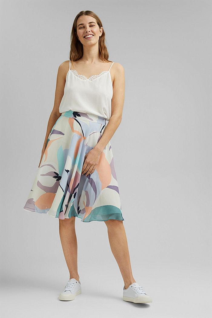 Light woven Skirt