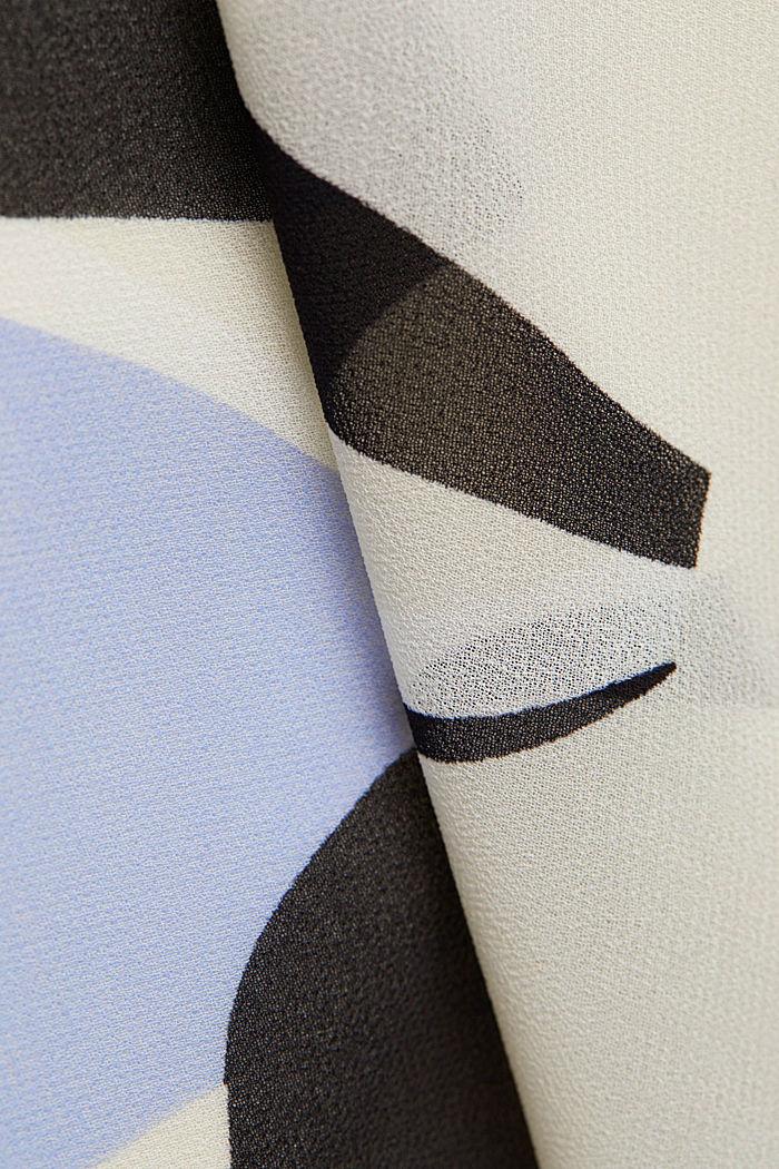 Light woven Skirt, DARK TURQUOISE, detail image number 4