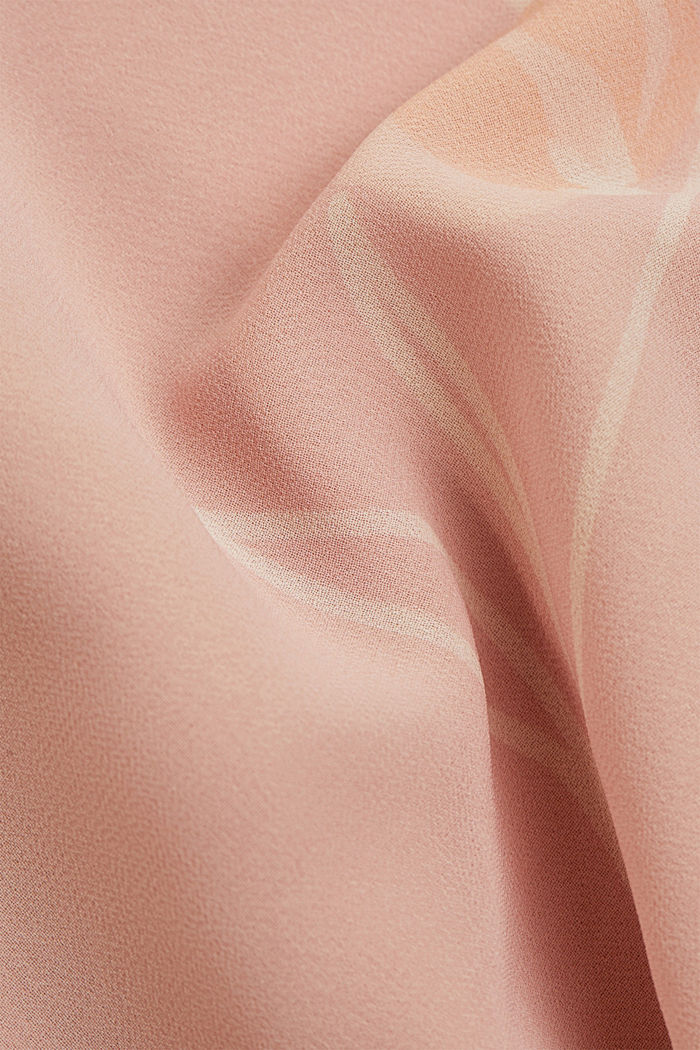 Recycled: Maxi dress with a bow detail, NUDE, detail image number 4
