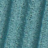 Recycelt: plissiertes Kleid aus Crêpe-Chiffon, DARK TURQUOISE, swatch