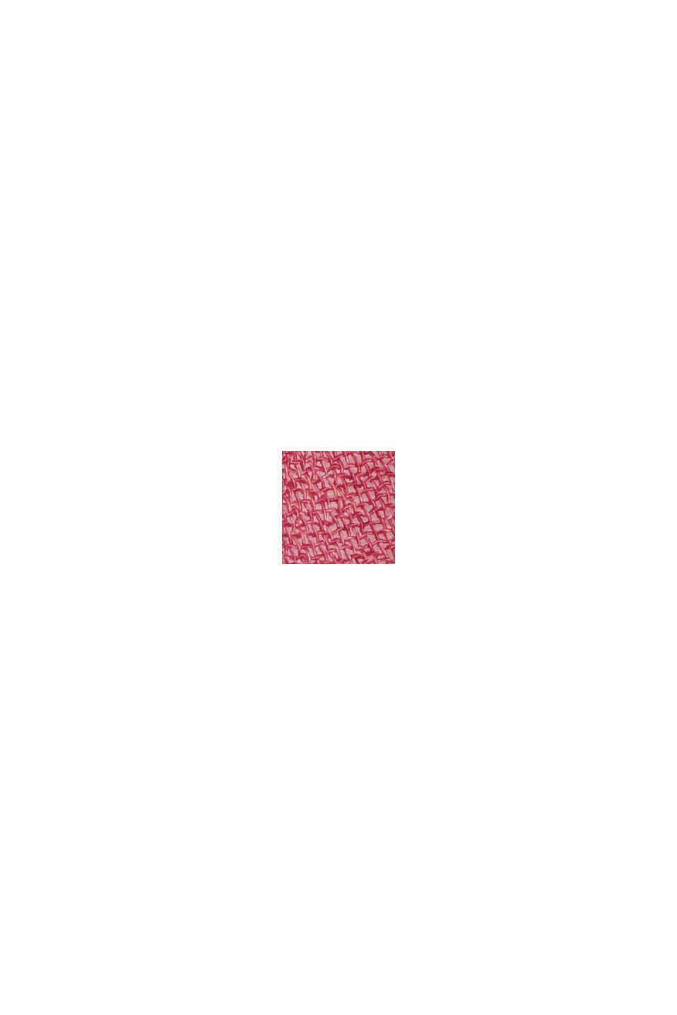 Chiffongklänning med blommönster, ROSE, swatch