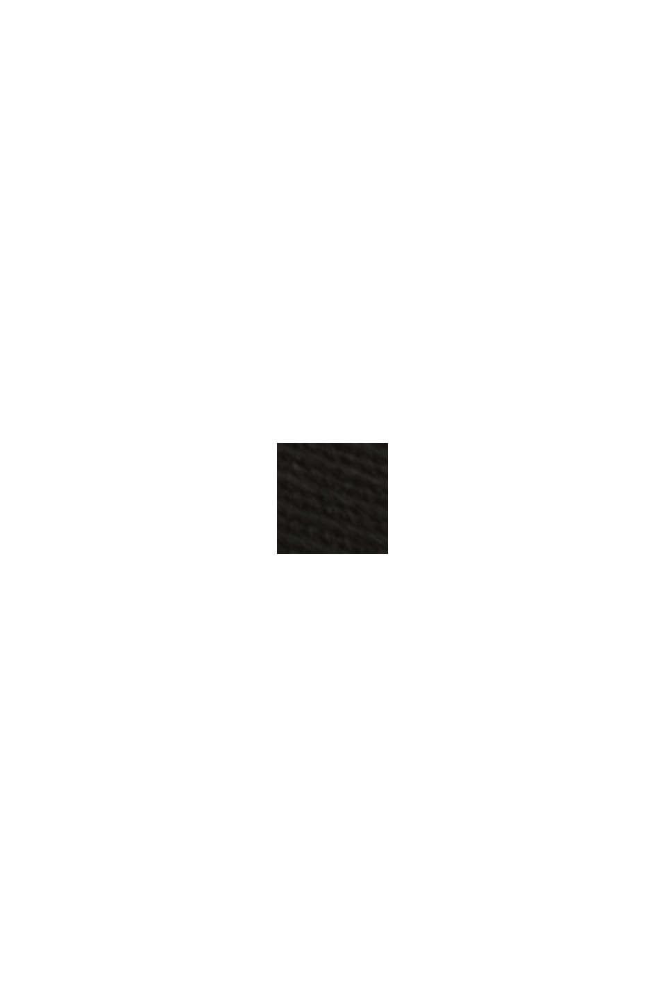 TWILL Mix + Match licht getailleerde blazer, BLACK, swatch