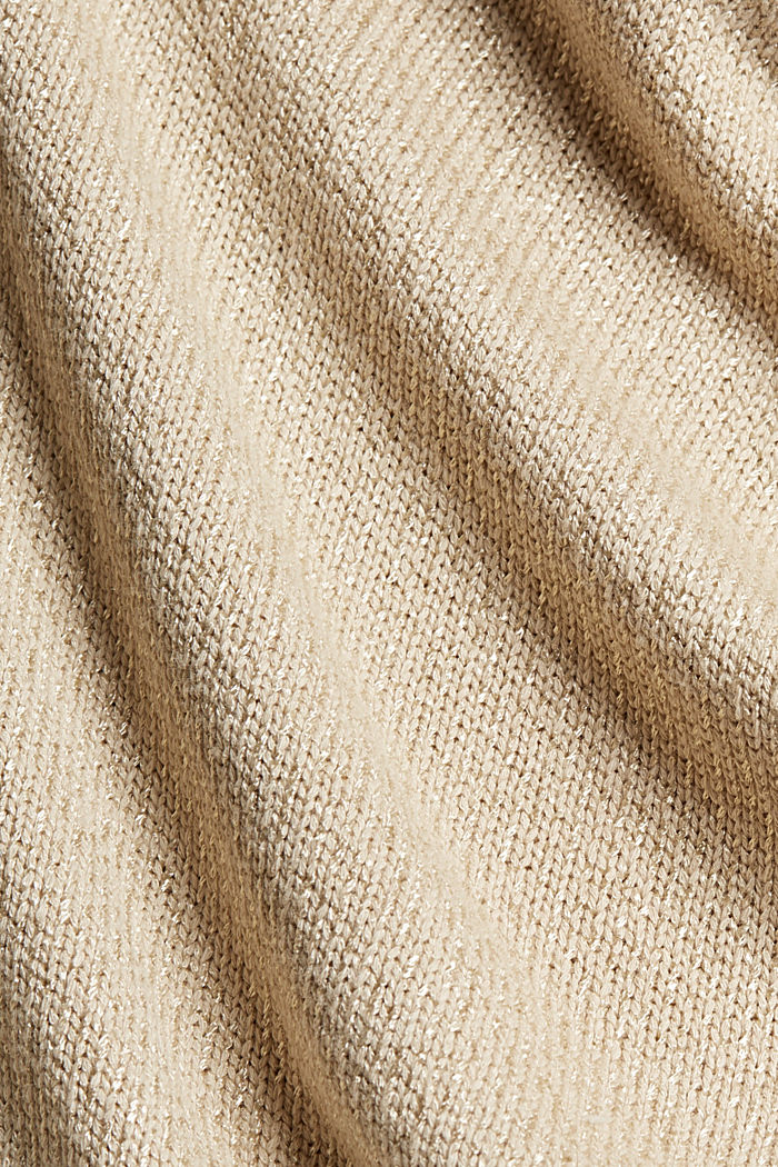Sweaters, DUSTY NUDE, detail image number 4