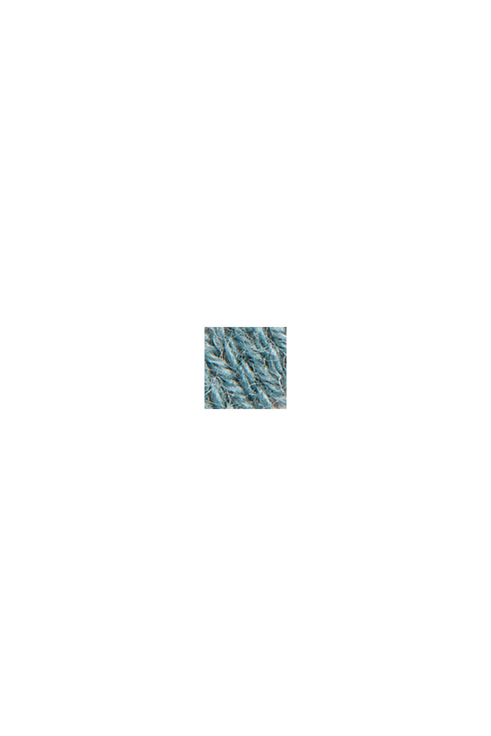 Jersey fino de manga corta con LENZING™ ECOVERO™, DARK TURQUOISE, swatch