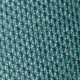 Sweat-shirt en maille piquée texturée, DARK TURQUOISE, swatch