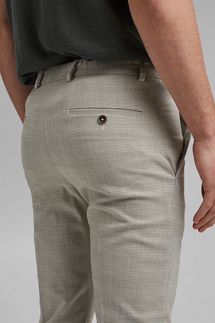 Recycled: suit trousers with COOLMAX®, PASTEL GREEN, detail image number 3