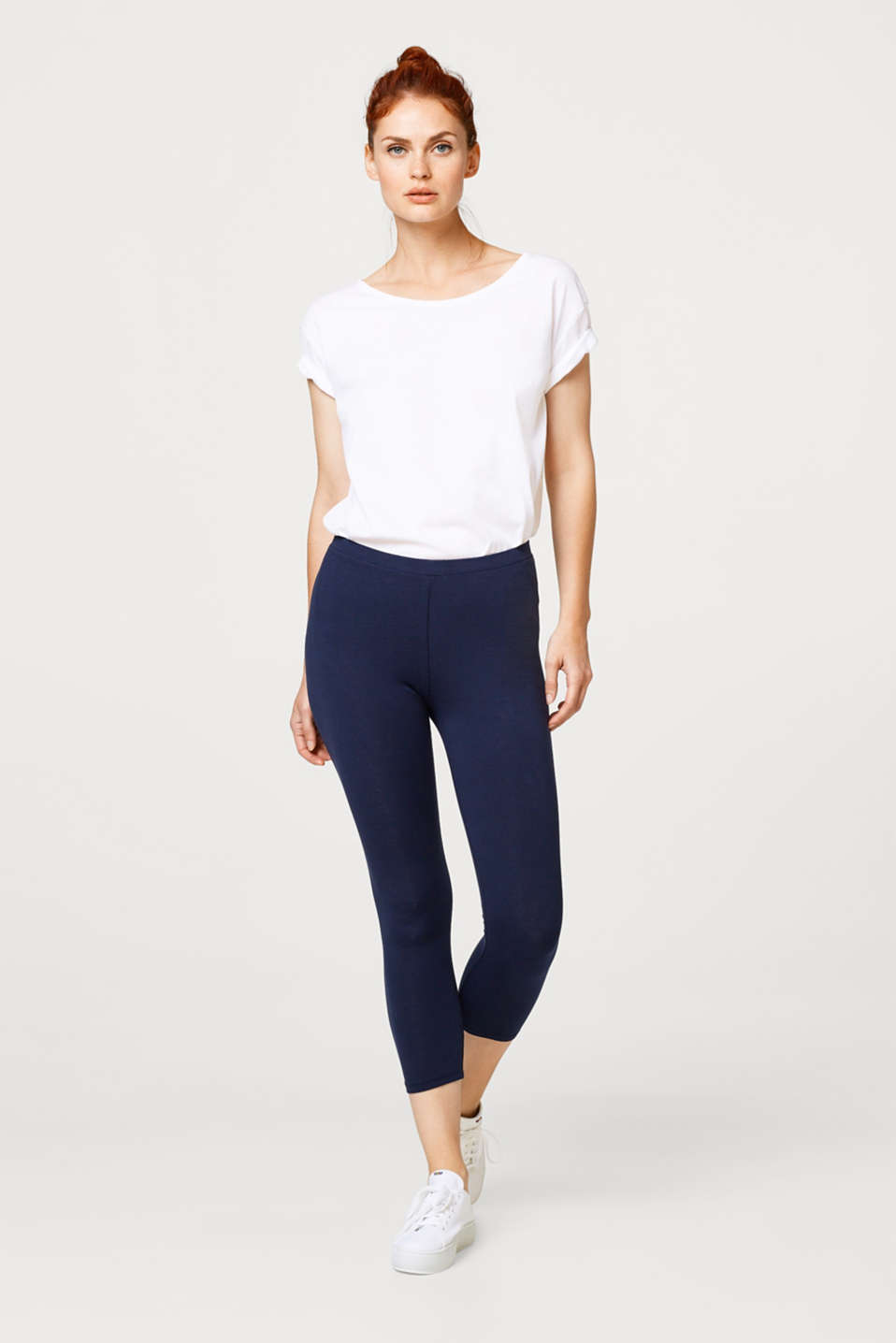 edc - Basic Capri leggings