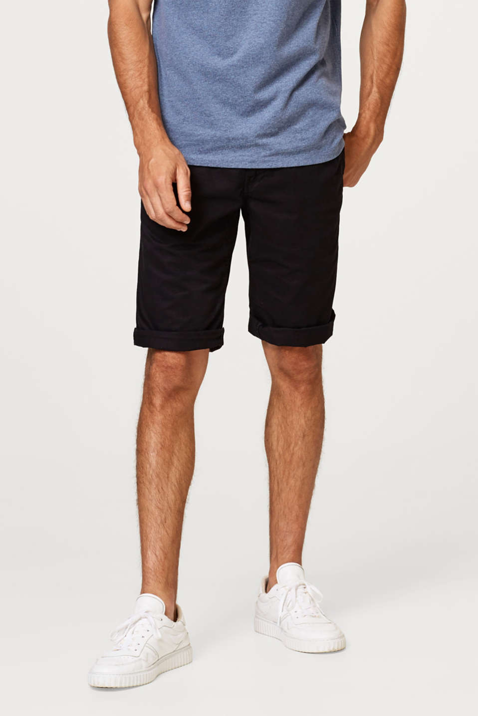edc - Pure cotton chino shorts