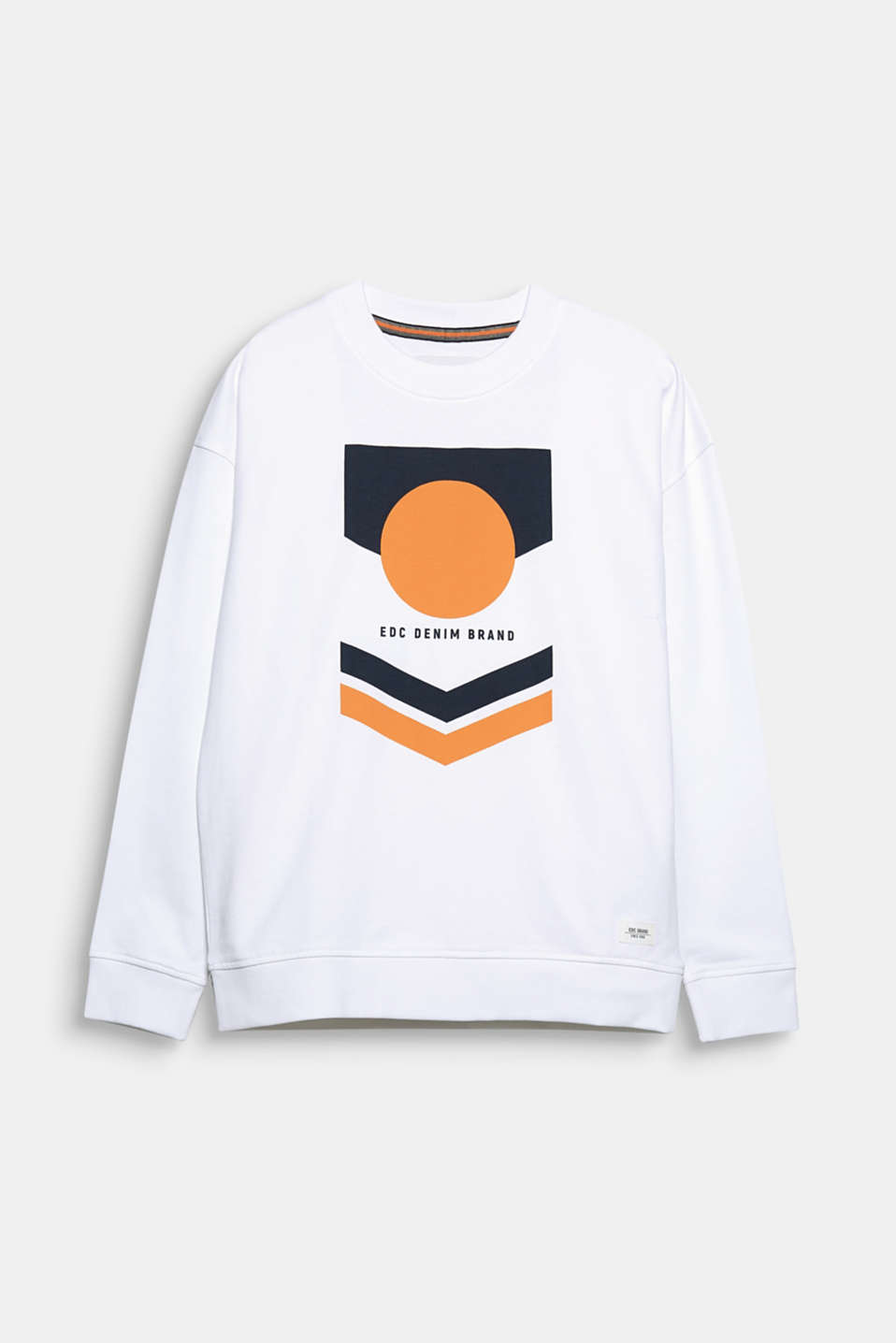 We love Retro Sports! Der knallige Logo-Print gibt dieses Sweatshirt einen sportiven Retro-Touch.