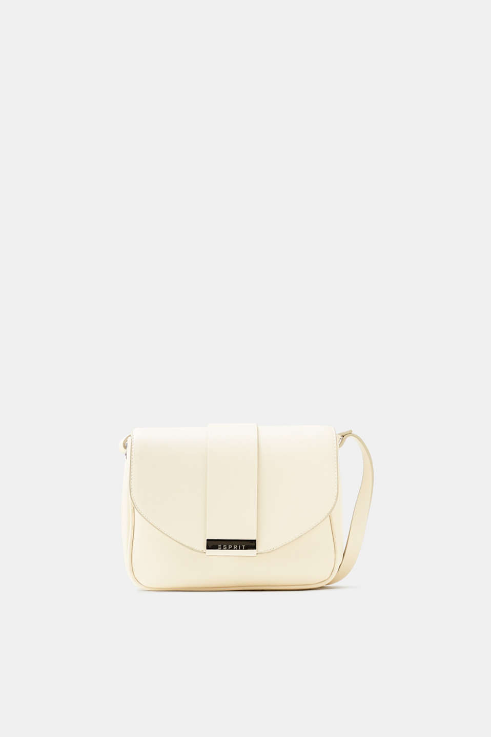 Esprit - Shoulder bag in matte faux leather