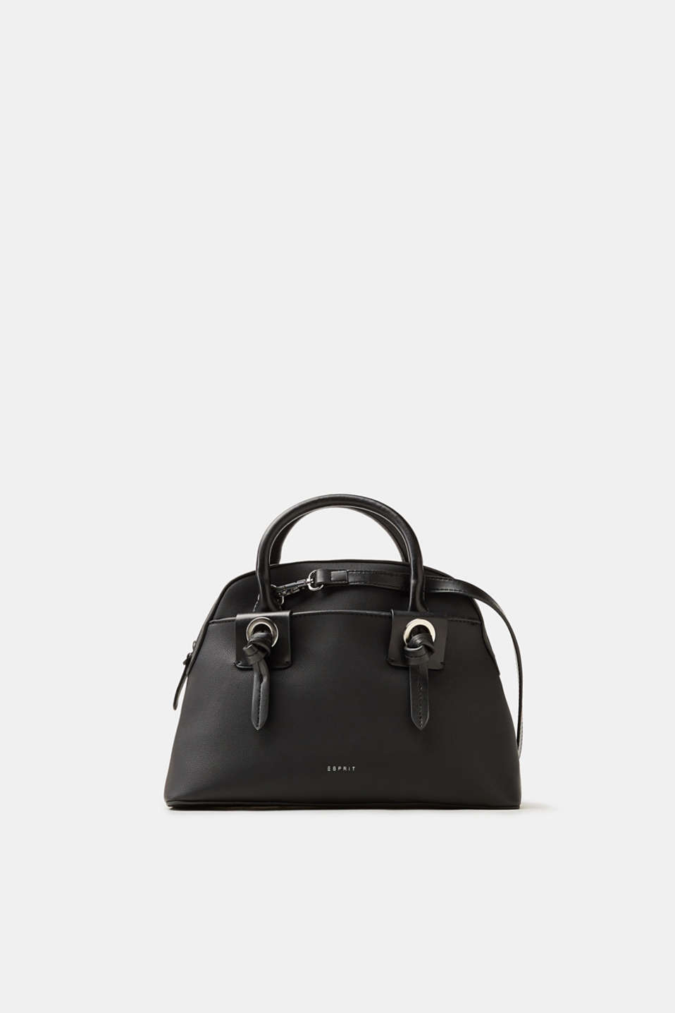 Esprit - City Bag in feiner Leder-Optik