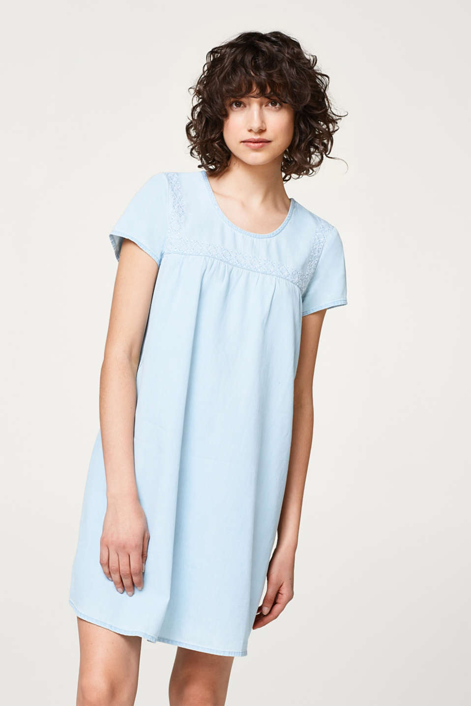Esprit - Denim dresses