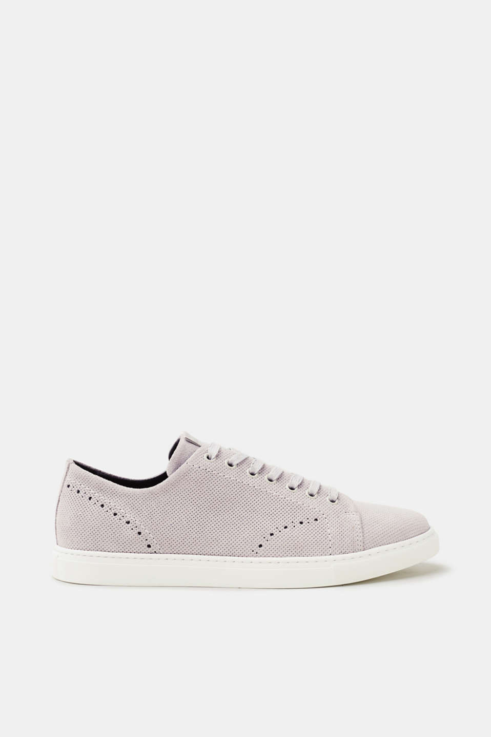 Esprit - Trend trainers in soft suede