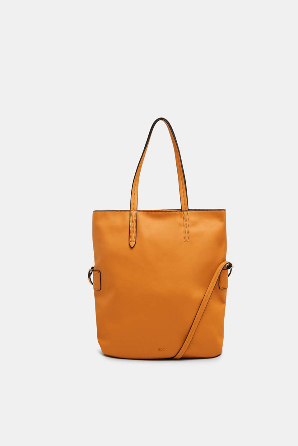 edc - Flapover bag in faux leather