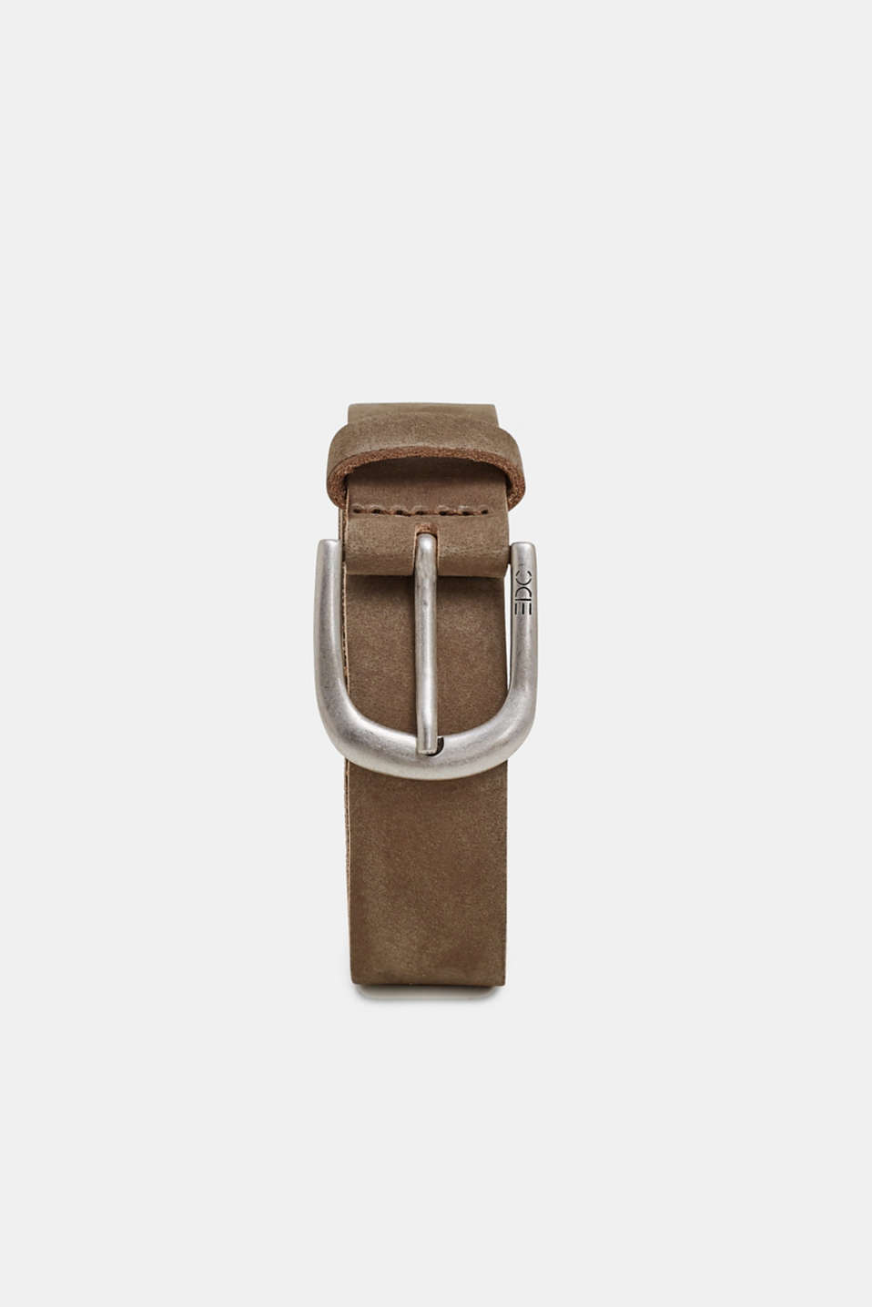 edc - Nubuck leather belt