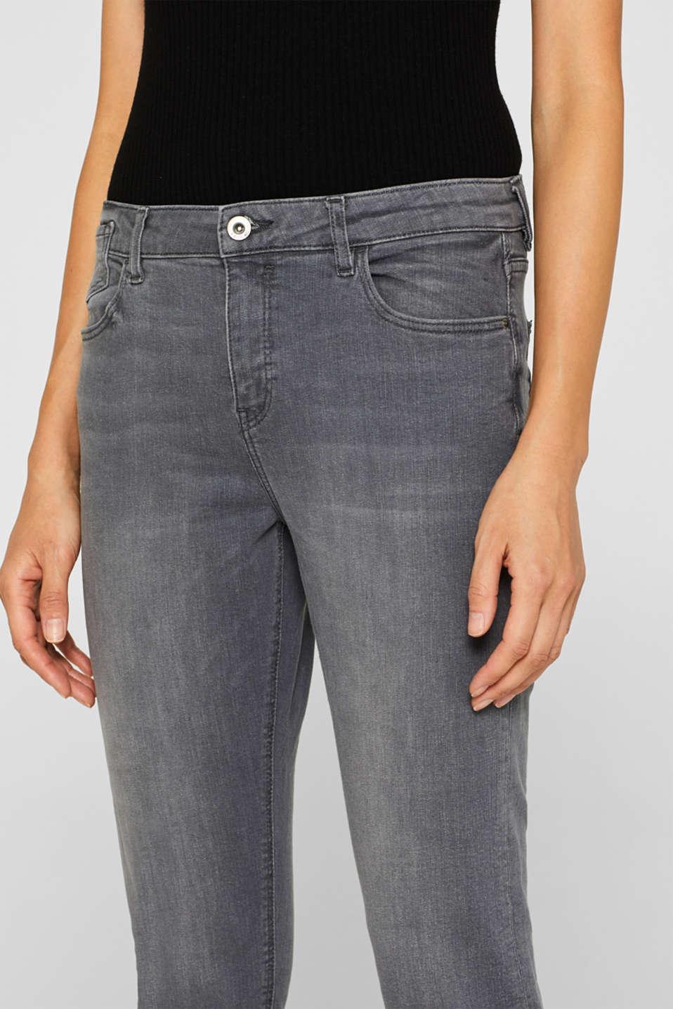 Pants denim, GREY LIGHT WASH, detail image number 2